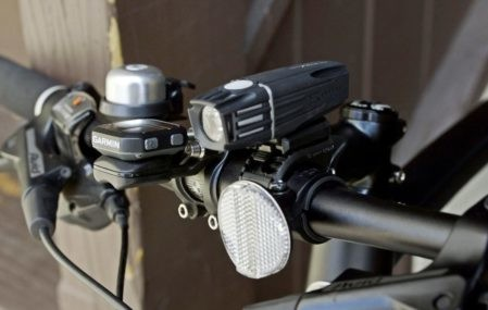 bike handle bars with accesories