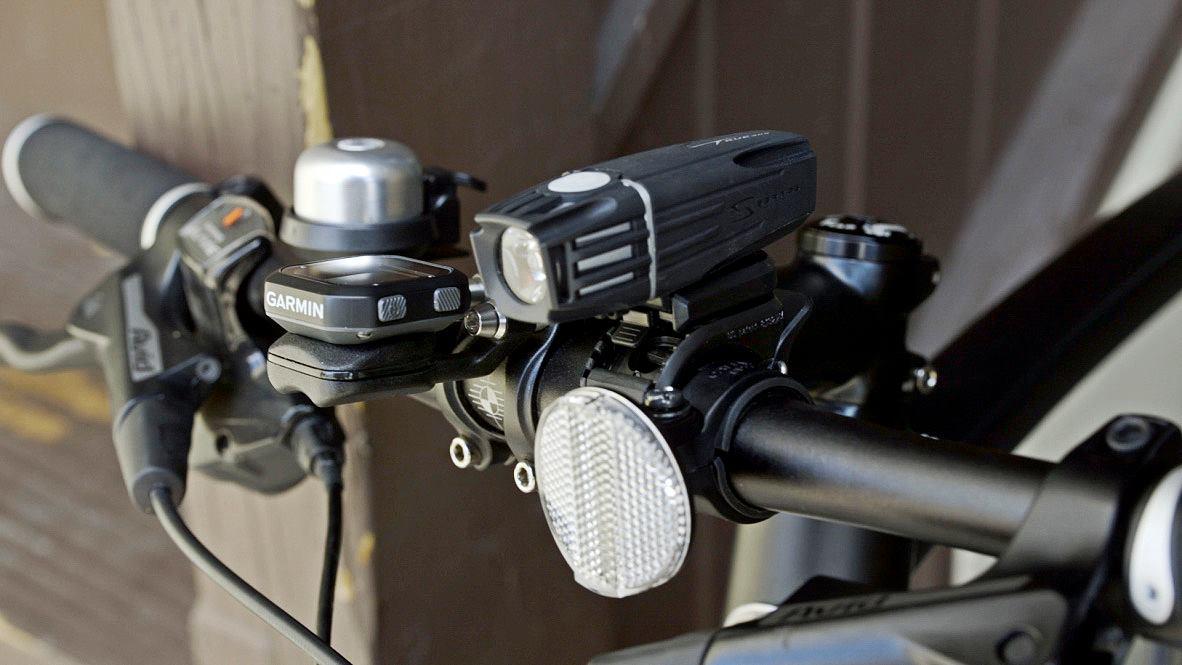 bike handle bars with accesories