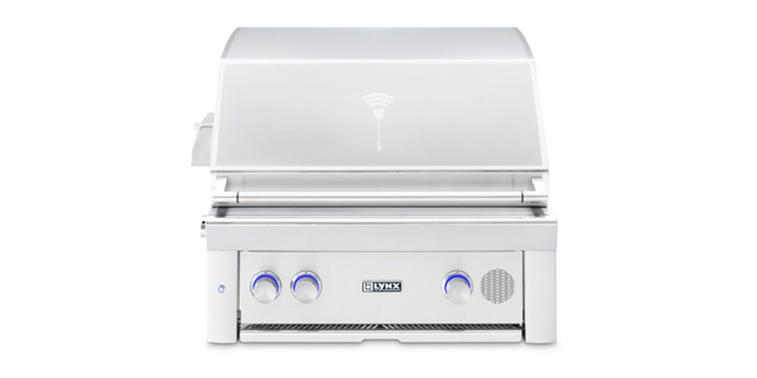 lynx smart grill