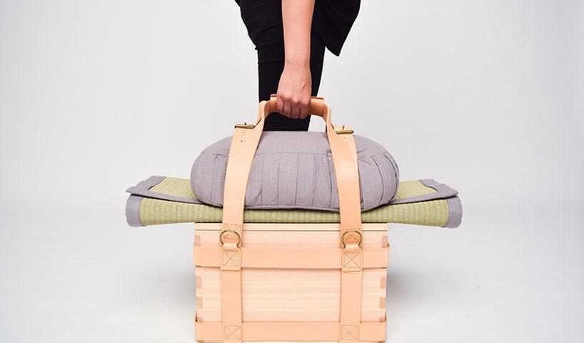 carrying nomadic life kit