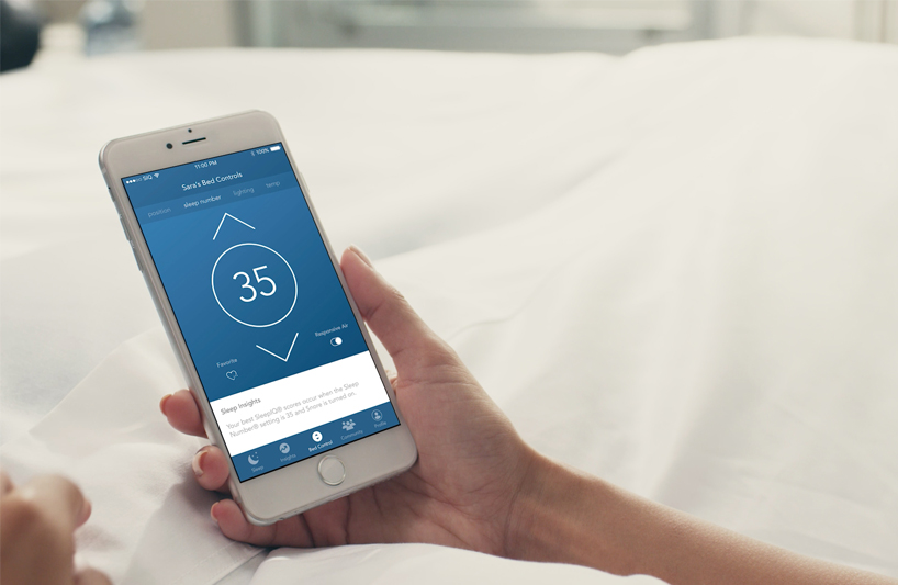 smart bed settings