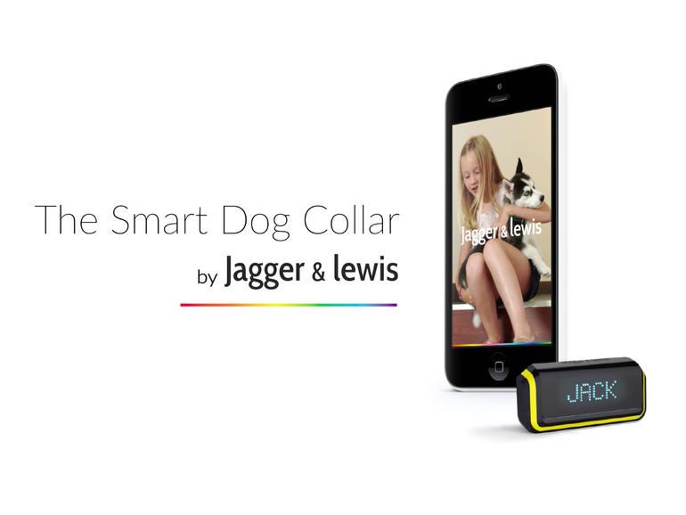 wearable tech smart dog collar