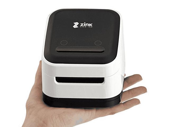 zink instant printer