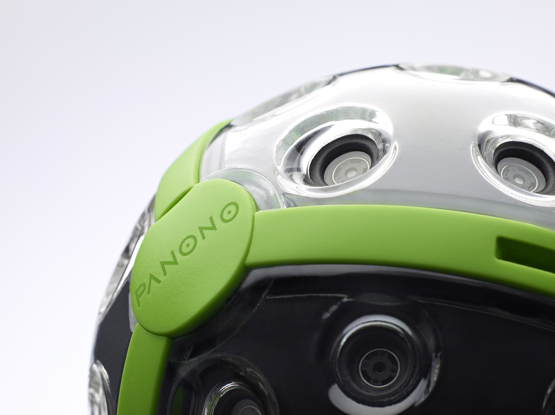 panono ball camera close-up