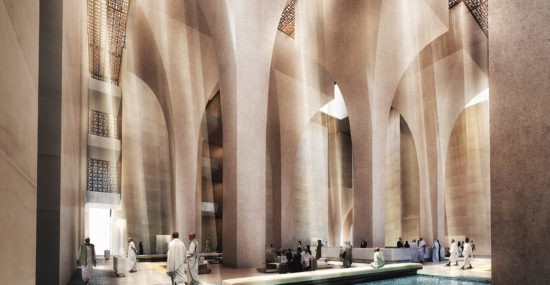 makkah design interior