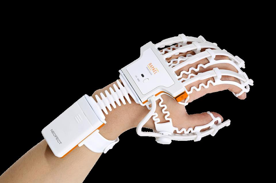rapael smart glove hand