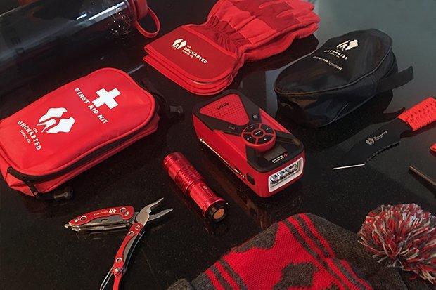 seventy2 survival kit items