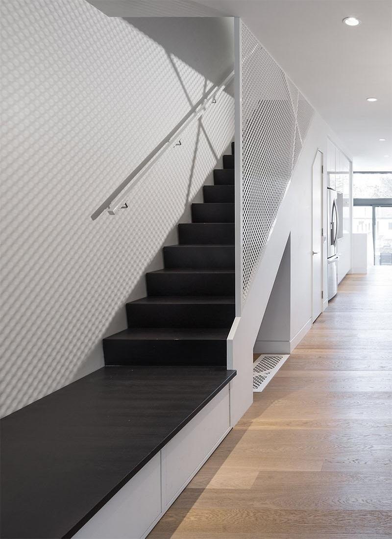shoe storage stairs
