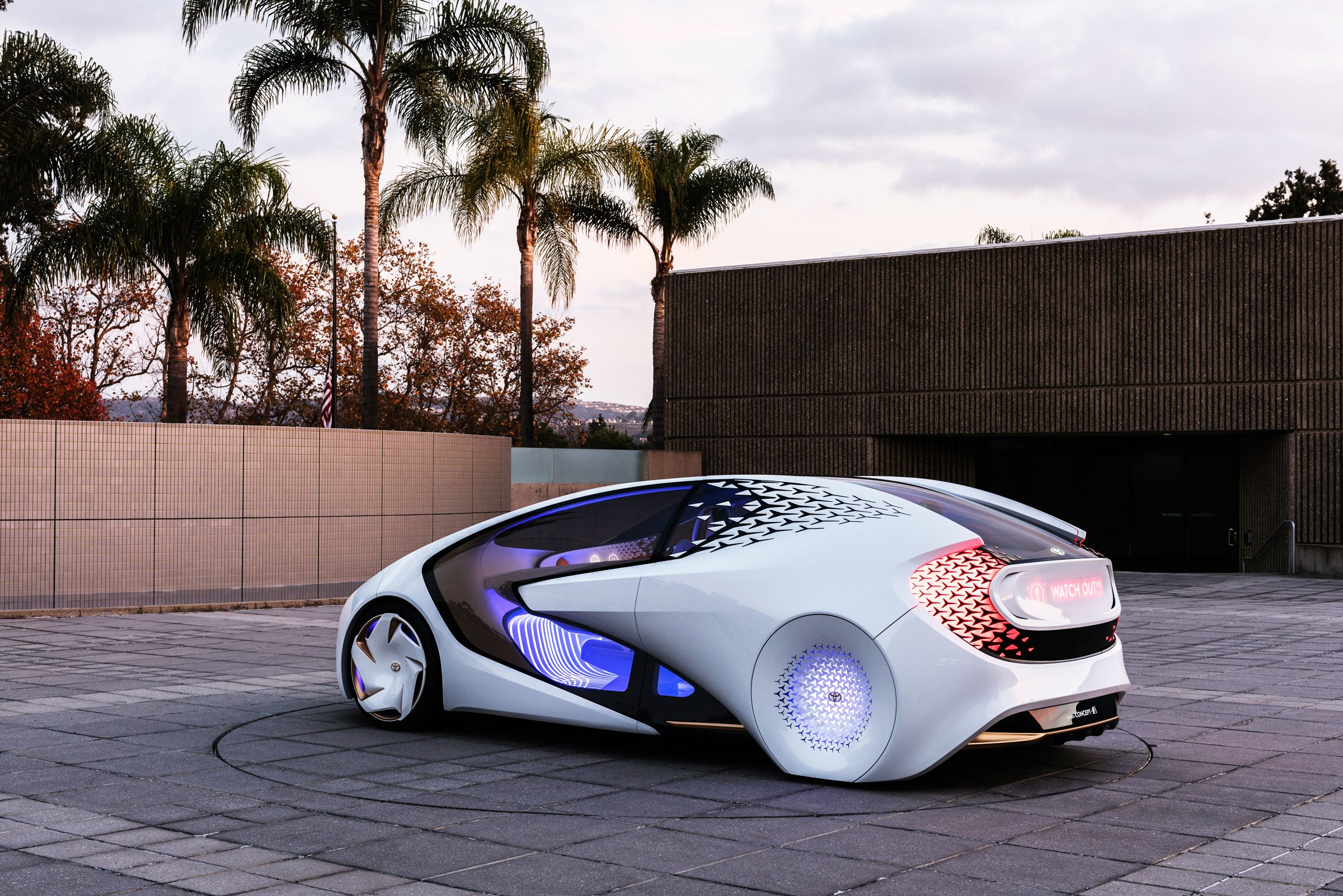 toyota concept-i car
