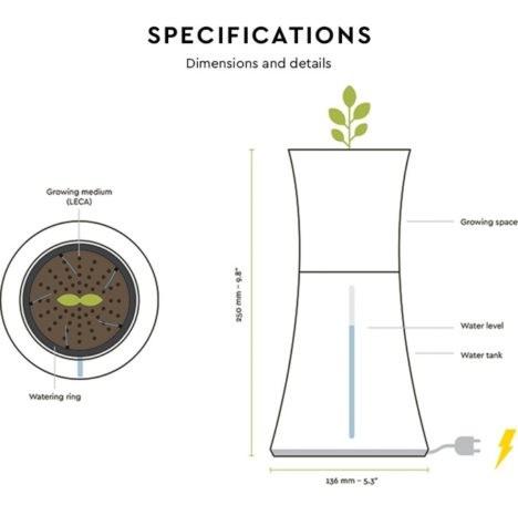 How the Botanium works