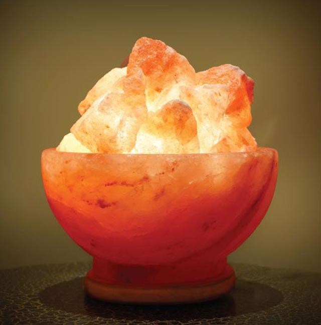 chunks bowl salt