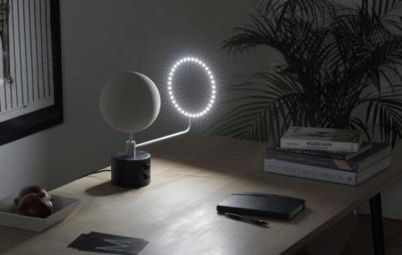 moon light desk