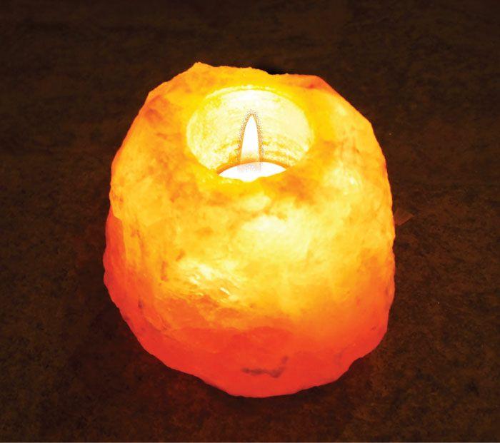himalayan salt votive