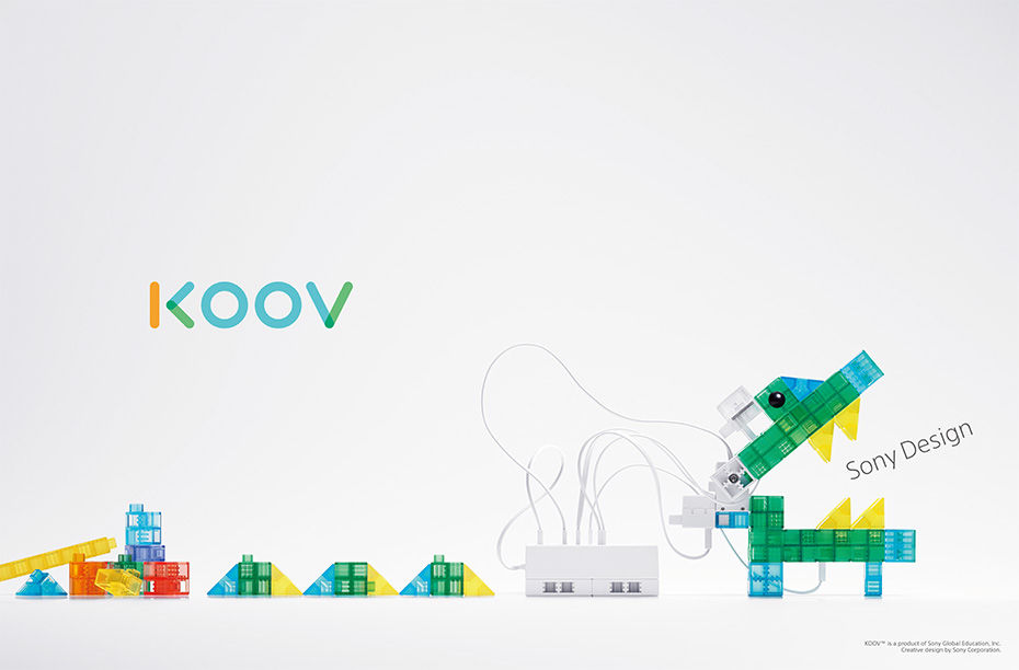 sony koov design