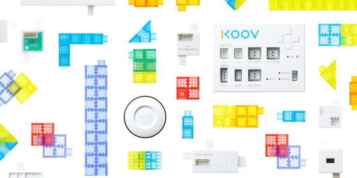 sony koov pieces