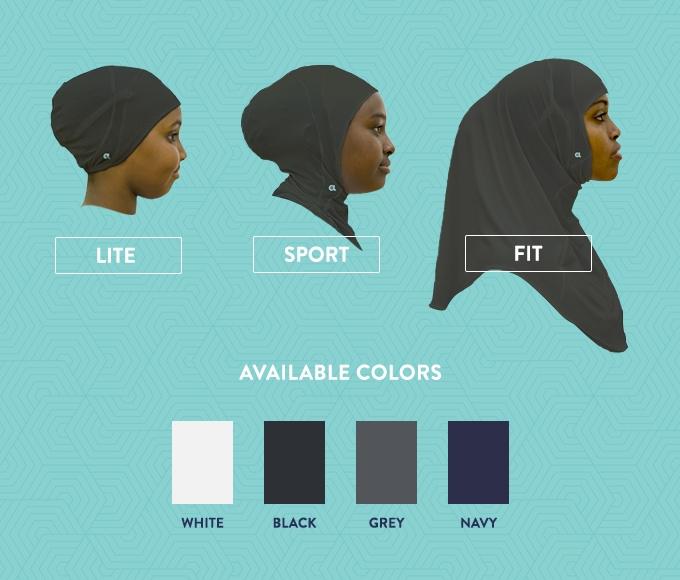 asiya sport hijab