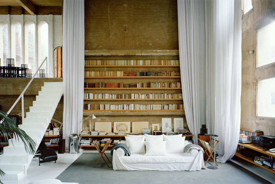 cement factory library