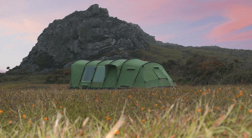 large Crua tent