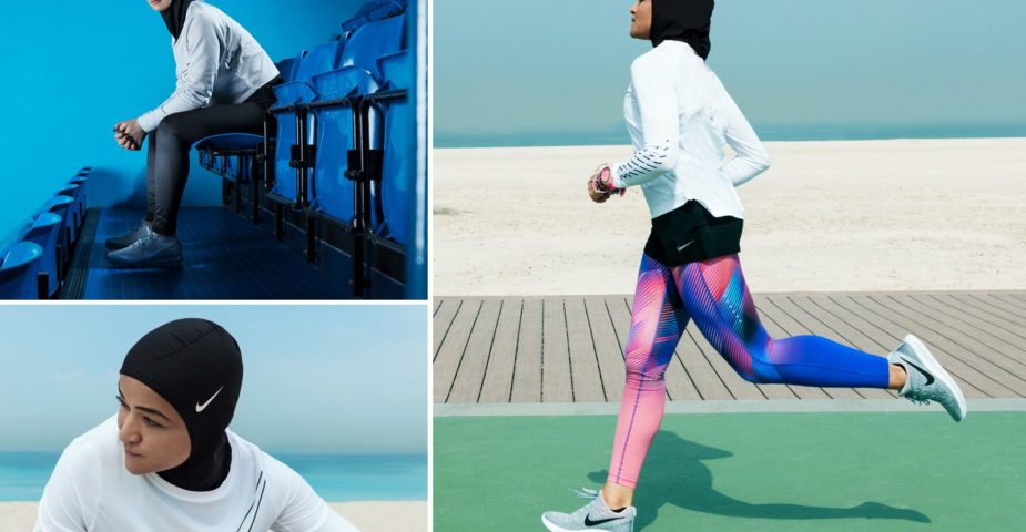 nike sport hijab