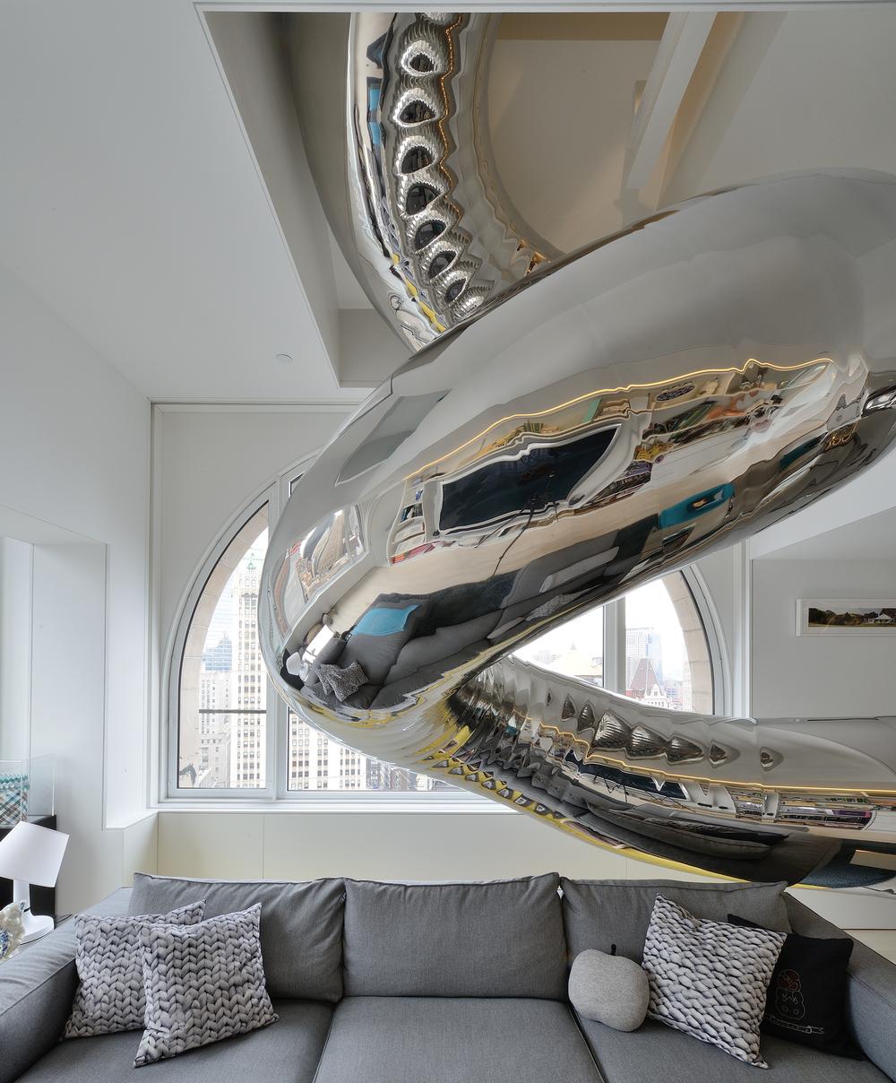 skyhouse slide