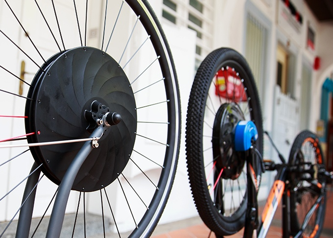 UrbanX Bike Wheel