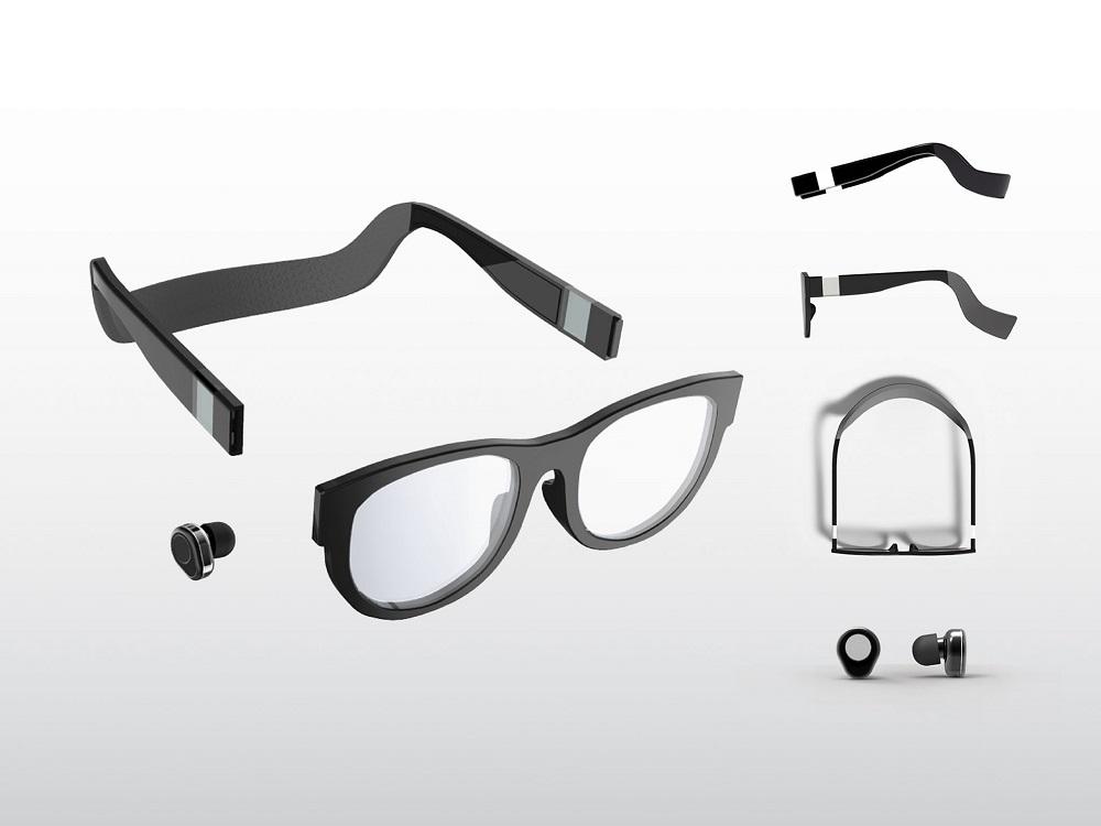 Assistant Glasses Set