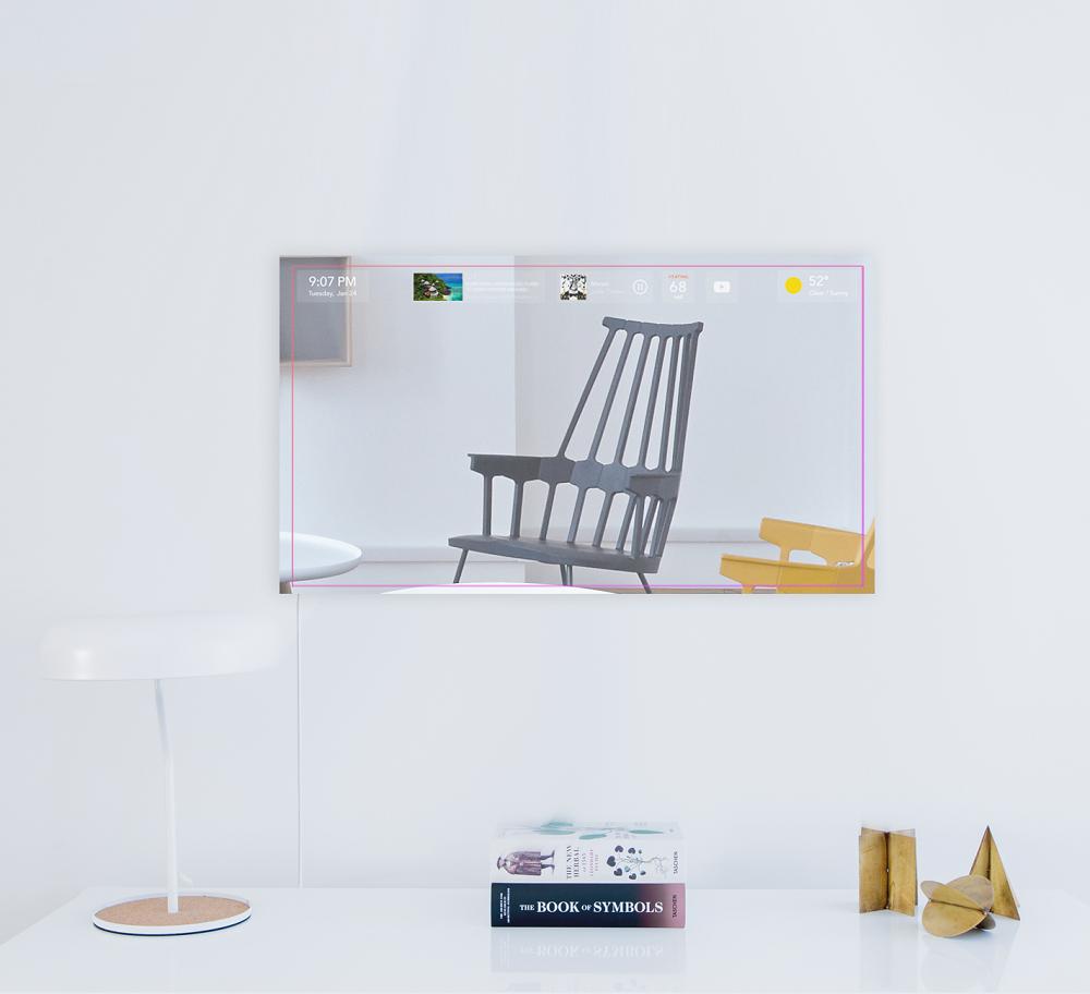 Duo Smart-Mirror