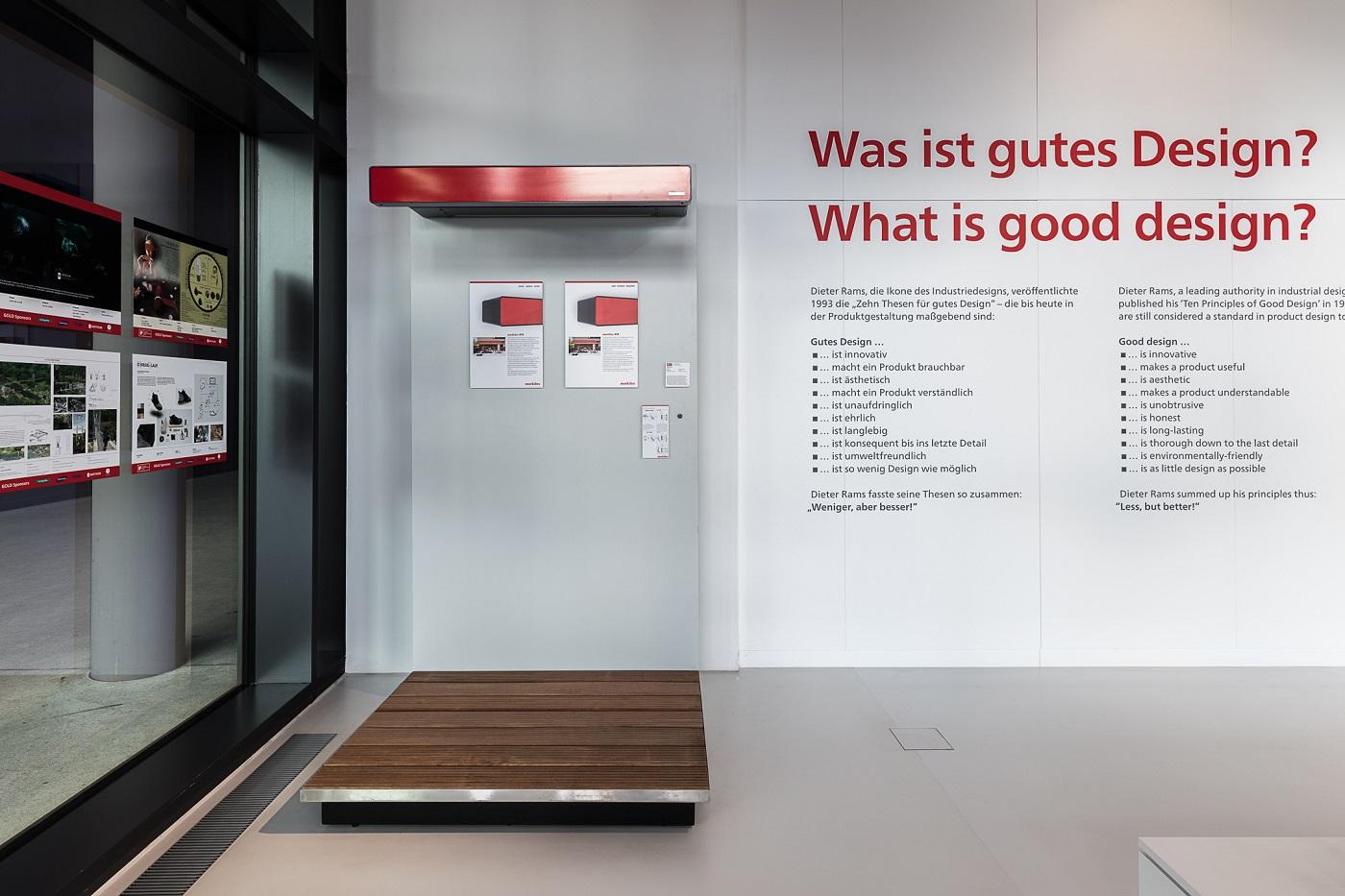 Good Design - iF Exhibition