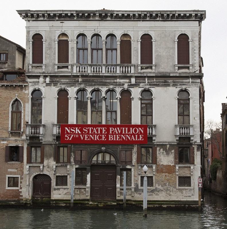 NSK Pavilion - Venice Biennale