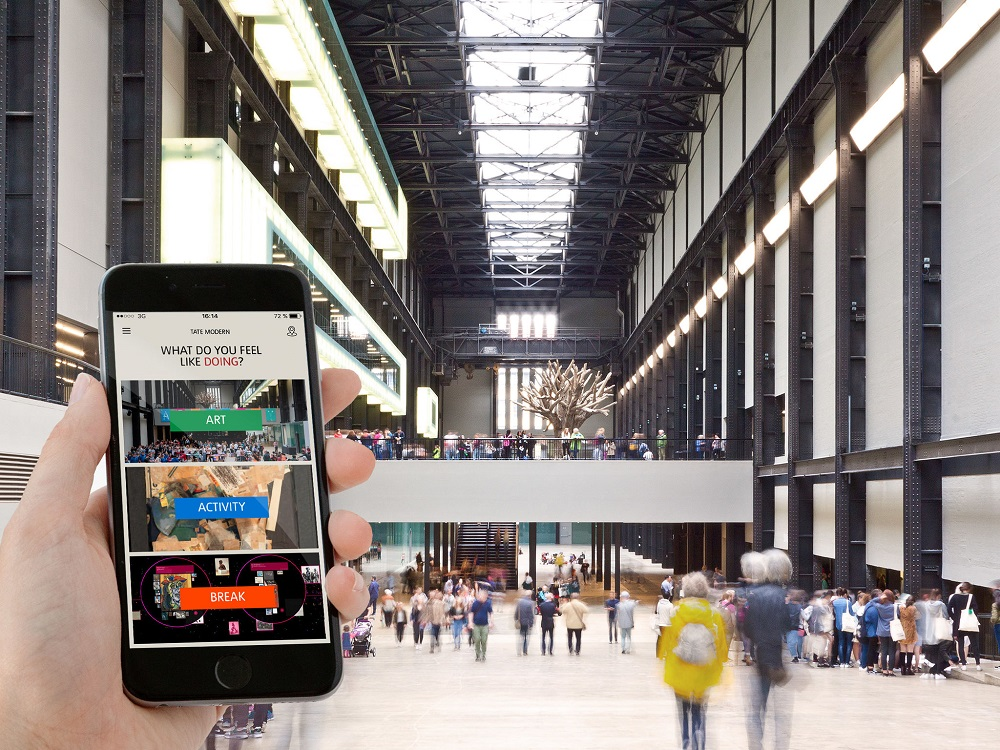 Tate Gallery App