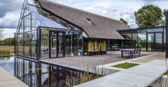 Modern Countryside Villa