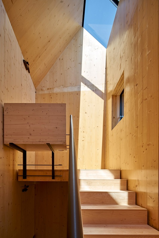 Barretts Grove Building - Interior