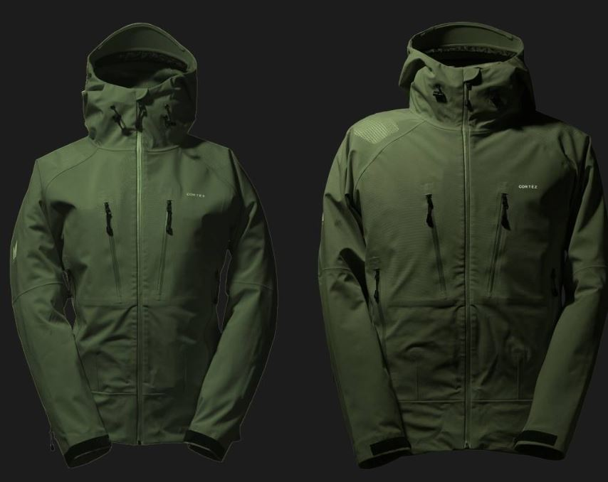 Cortèz Jacket - Forest Green