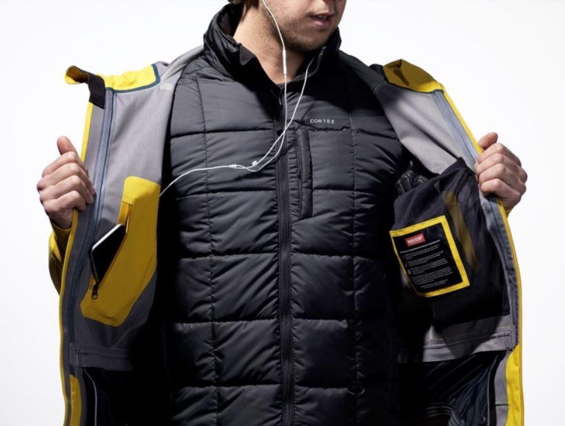 Cortèz Jacket Layers