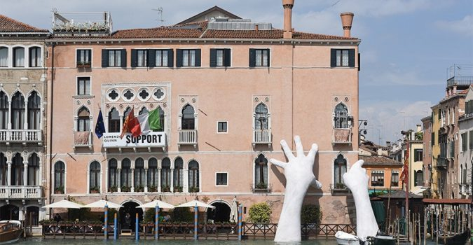 """Support"" - Venice Biennale"