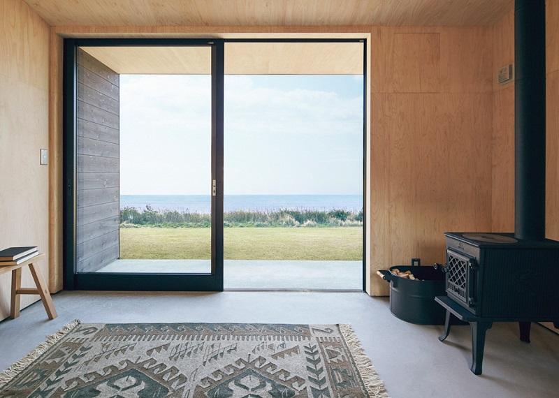 Muji Hut - Interior