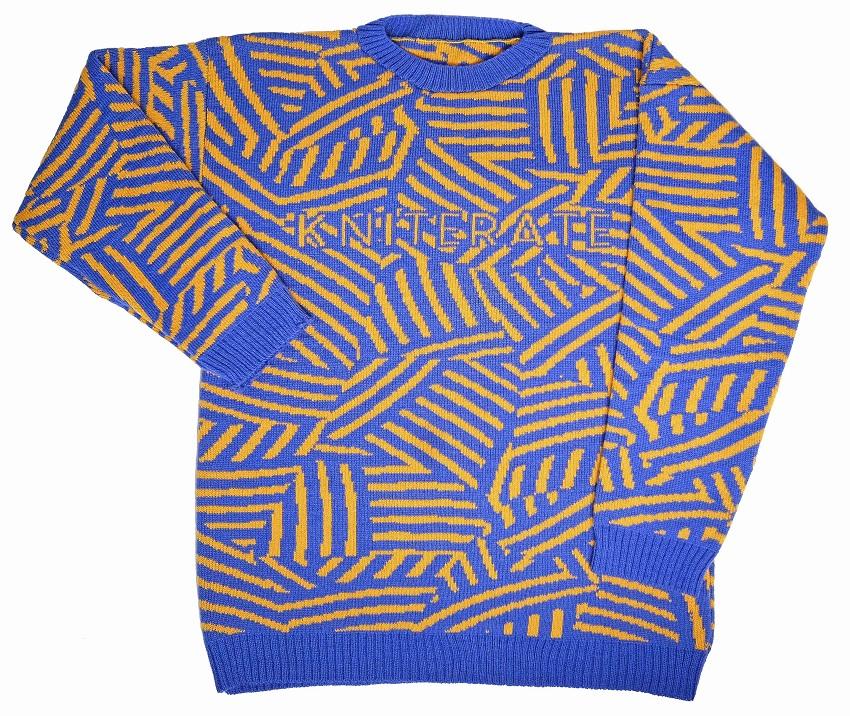 Kniterate Sweater