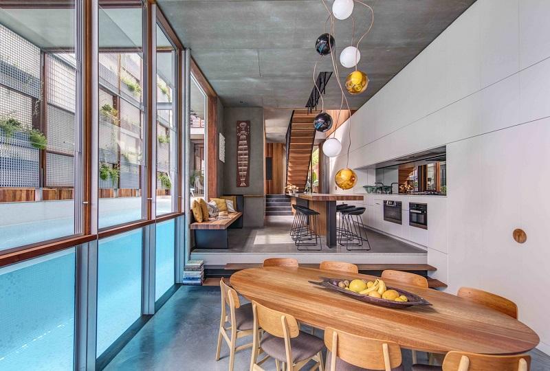 North Bondi House - Dining Room