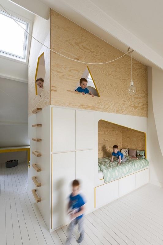 GERM playhouse - Van Staeyan Interior Architects