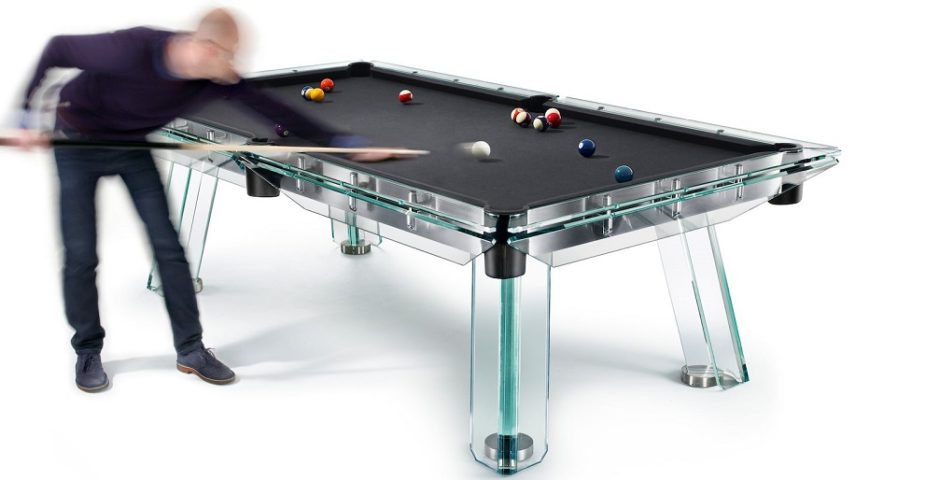 Filotto Pool Table - Calma e Gesso