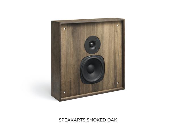 Smoked Oak Finish