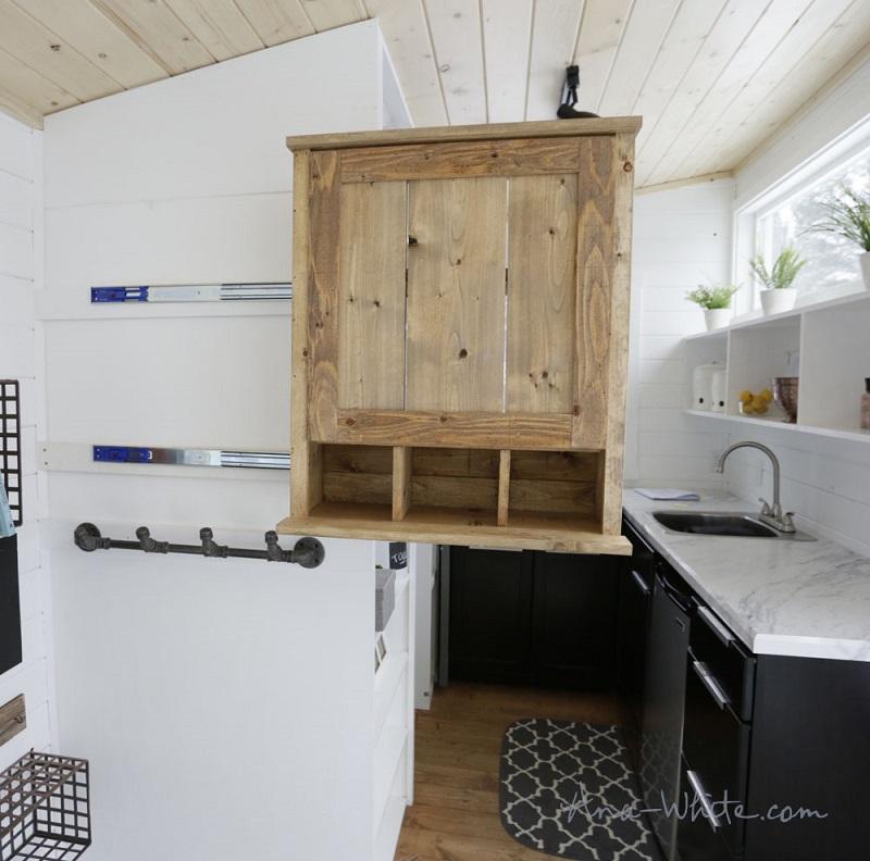 Tiny House - Kitchen