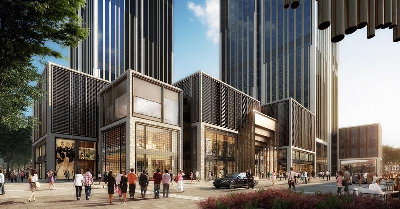 Bund Financial Center