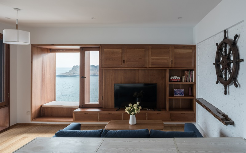 Captain's House Renovation - Interior