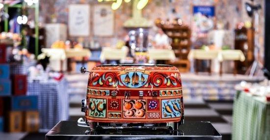 Toaster - SMEG/Dolce & Gabanna