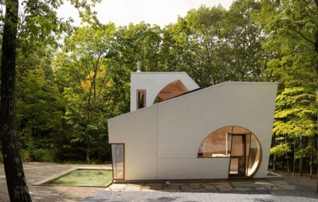 Ex of In House - Steven Holl