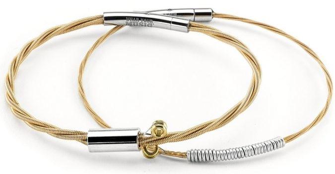 Guitar String Bracelets - Wear Your Music