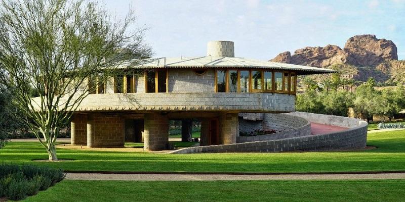 David and Gladys Wright House
