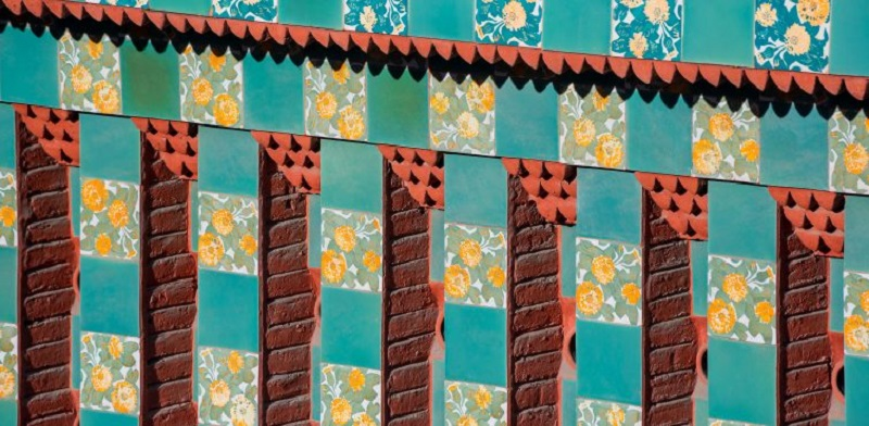 Casa Vicens - Tiles