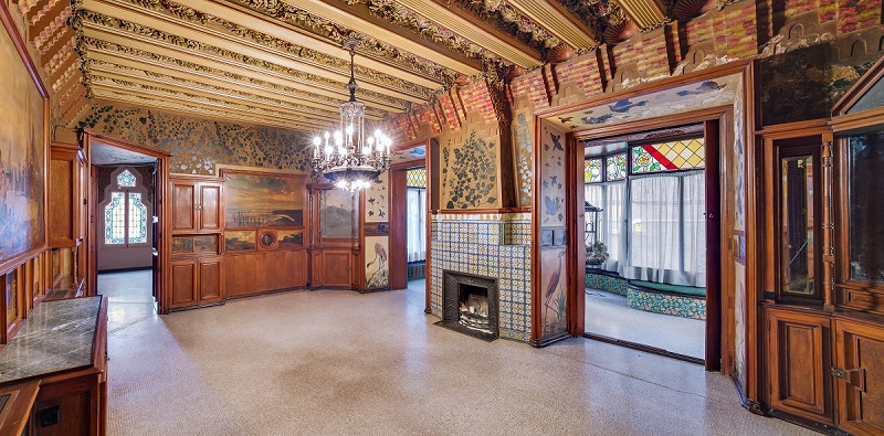 Casa Vicens - Interior